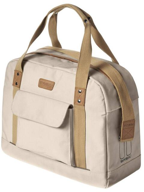 Basil Portland Business Gepäckträger Tasche Damen 19l crème